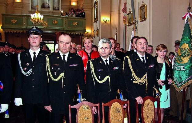 90-lecie Ochotniczej Straży Pożarnej w Rudce