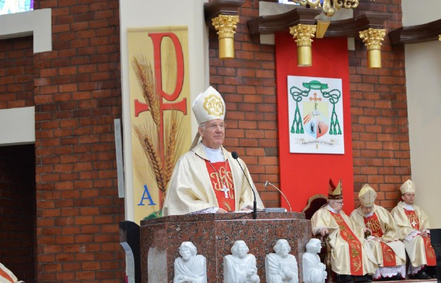 Perłowe jubileusze kapłańskie w Świdnicy