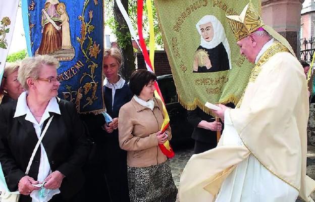 Biskup Andrzej rozpoczyna w Chełmży obchody złotego jubileuszu święceń kapłańskich