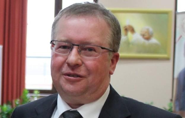 Wojciech Kowalski, jeden z inicjatorów Obywatelskiego Ruchu Promocji Naprotechnologii w diecezji toruńskiej