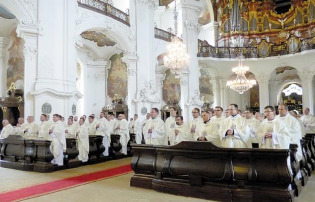 Dyrektorzy w Krzeszowie