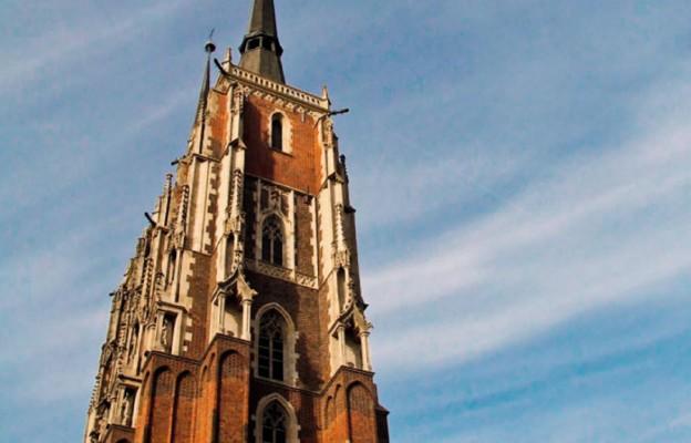 """Wrocław świętuje, bo """"Bóg jest łaskaw"""""""