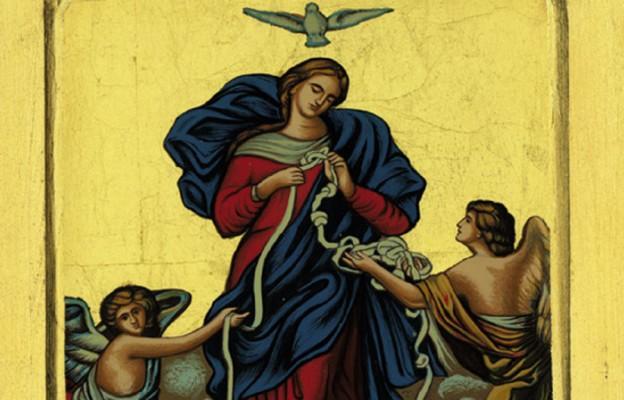 Matka Boża rozwiązuje węzły