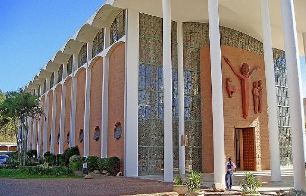 Katedra diecezji Blumenau w Brazylii