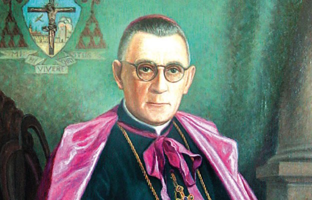 Portret śp. bp. Stanisława Czajki (1897-1965