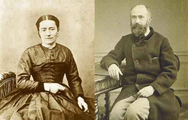 Zelia i Ludwik Martin - święci rodzice św. Teresy z Lisieux