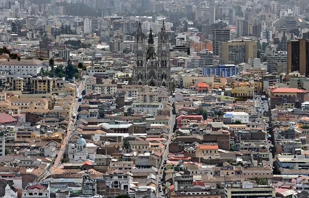 Quito (pełna nazwa: San Francisco de Quito) – stolica Ekwadoru