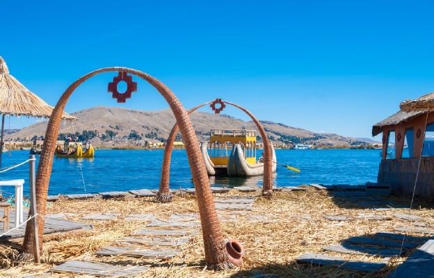 Titicaca in Peru, Latin America