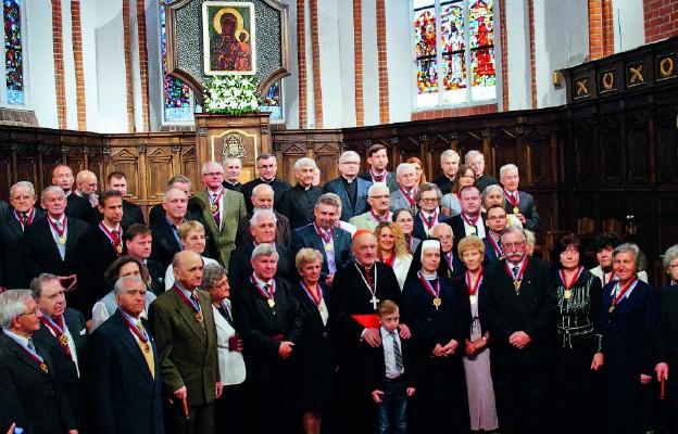 Parafianie na medal
