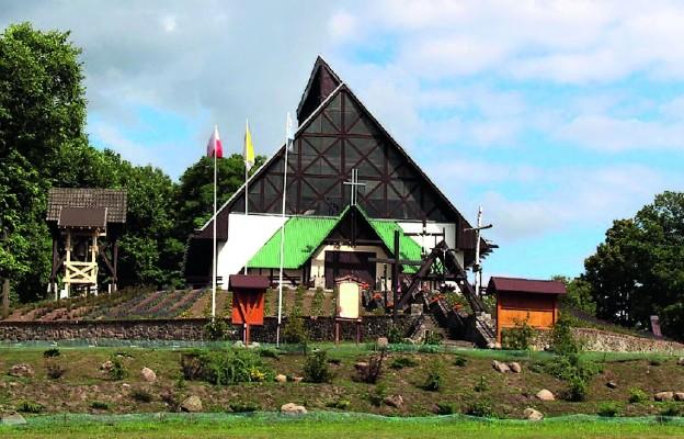 Sanktuarium Matki Bożej Nadodrzańskiej Królowej Pokoju w Siekierkach