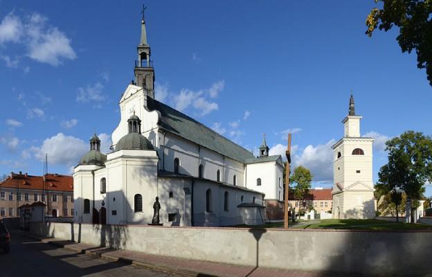 Bazylika kolegiacka Zwiastowania Najświętszej Maryi Panny w Pułtusku