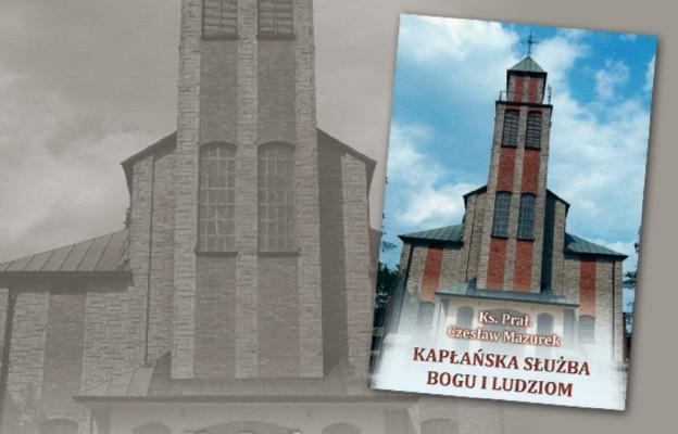 """""""Kapłańska służba Bogu i ludziom"""" – publikacja ks. Czesława Mazurka"""