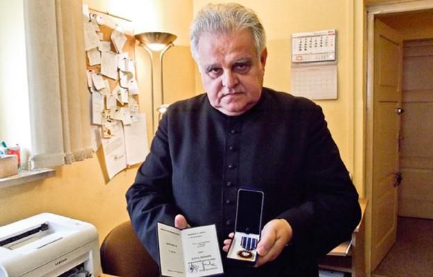 Bł. ks. Józef Pawłowski uhonorowany