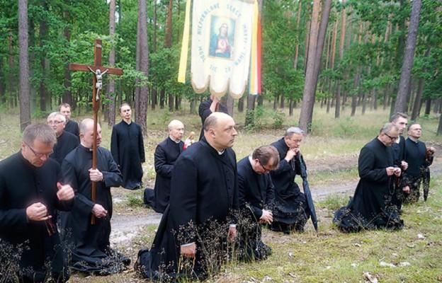 Kapłański dzień skupienia w Siekierkach