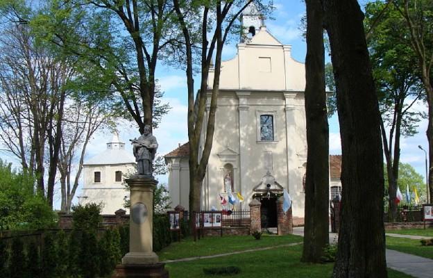 Kościół pw. św. Floriana w Czarncy