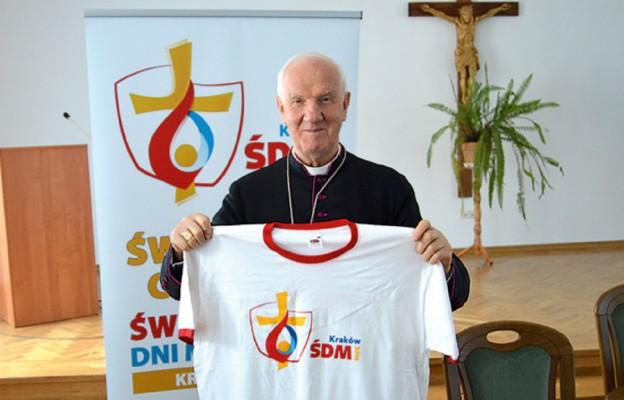 Bp Dec spotkał się z wolontariuszami ŚDM