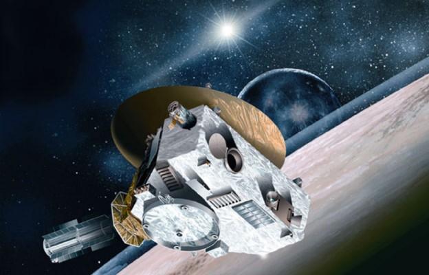 Pluton odkrywa swoje tajemnice