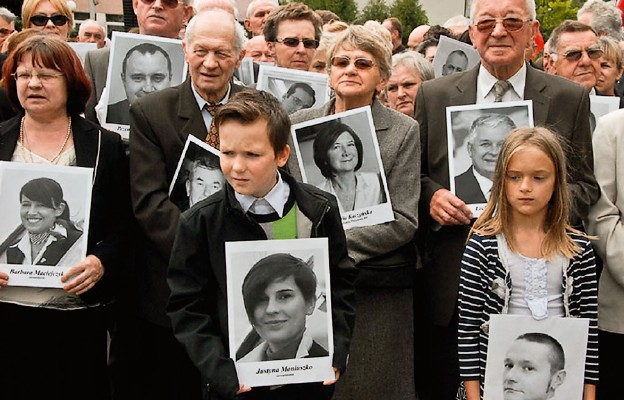 Polska o nich pamięta