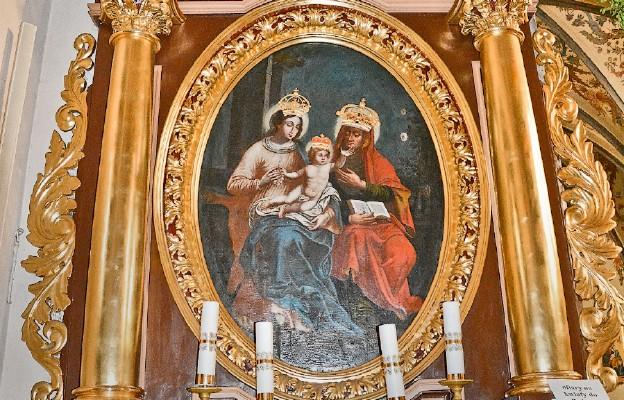 Kult św. Anny w Kurzelowie