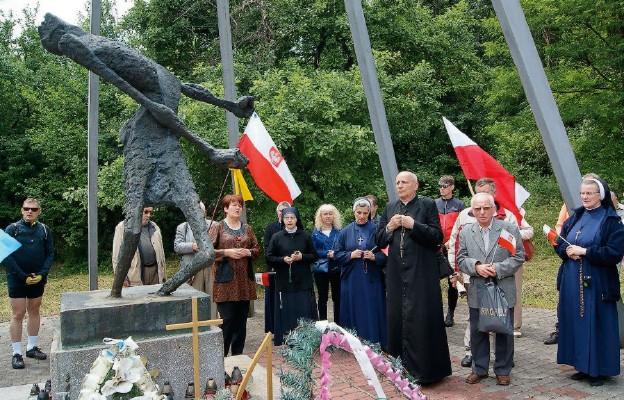 Hołd ofiarom Dobromila i Lacka