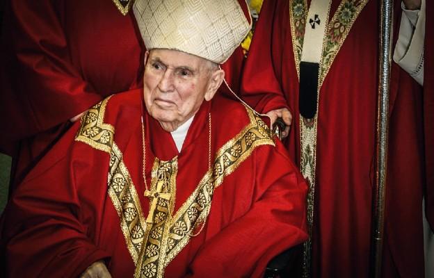 Najstarszy arcybiskup