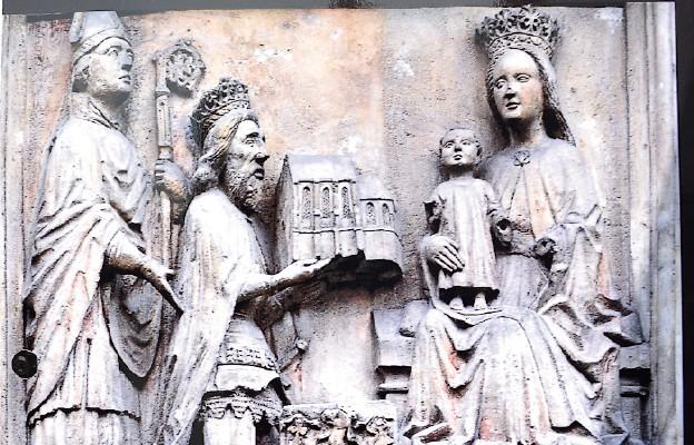 660 lat Bodzentyna i pomnik fundatora