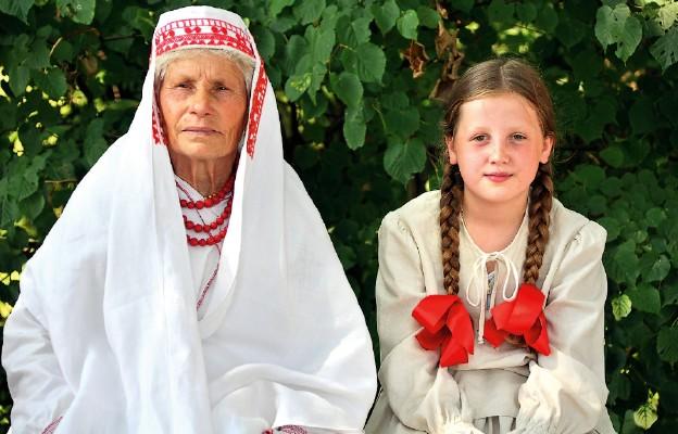 Duet Anita Wenek i Leokadia Mucha