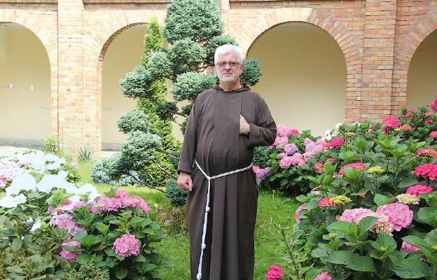 Kapucyni są duchowymi synami św. Franciszka