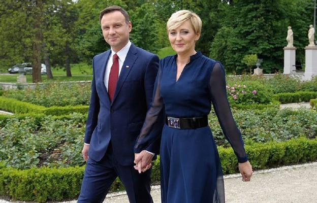 Mocnym wsparciem dla prezydenta Andrzeja Dudy jest żona Agata, co można było zauważyć już podczas kampanii wyborczej