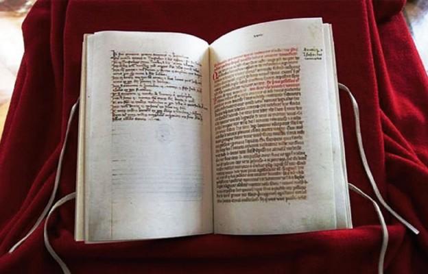 Księga Henrykowska na Liście UNESCO