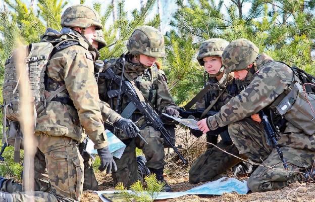 Polska potrzebuje dziś dobrych żołnierzy