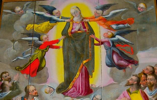 Bogurodzica Maryja Matką naszą i Królową