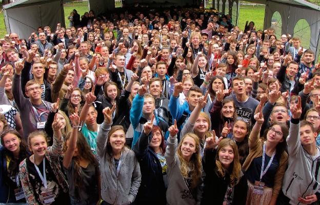 Aktywność młodzieży w kościele