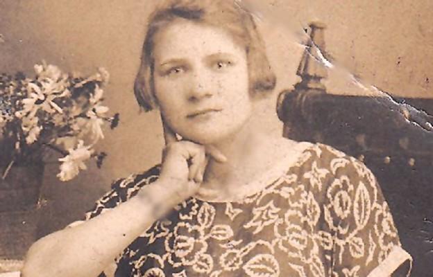 Moja babcia Pelagia przed wybuchem II wojny światowej