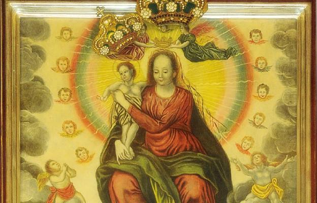 Matka Boża Łaskawa z konkatedry w Lubaczowie