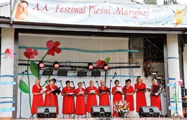 XX Festiwal Pieśni Maryjnej