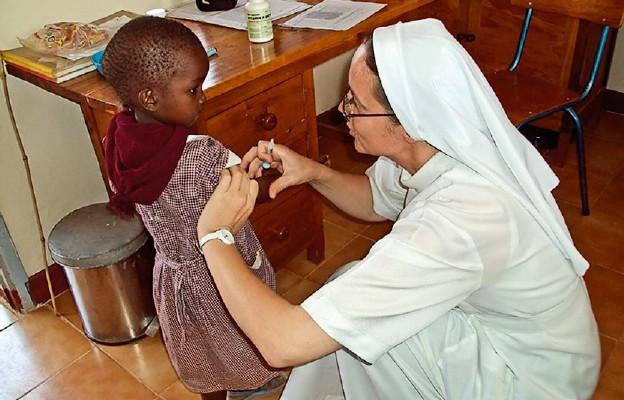 S. Dariana, misjonarka z Kenii