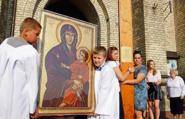 Symbole ŚDM w diecezji