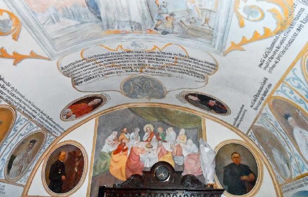Proboszczowski panteon w Książu Wielkim