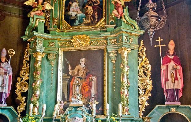 Św. Bartłomiej od wieków jest patronem łapanowskiej parafii