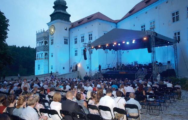 Koncert w Pieskowej Skale