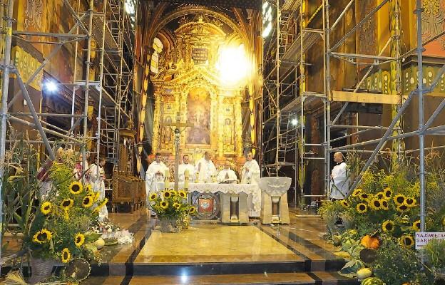 Katedralne świętowanie