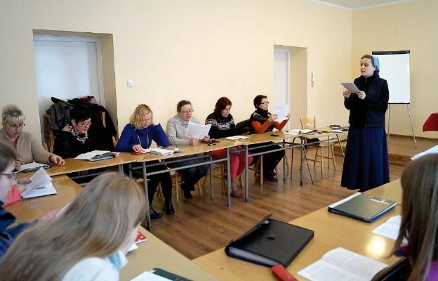 Wykłady w Szkole Liturgicznego Animatora Muzycznego