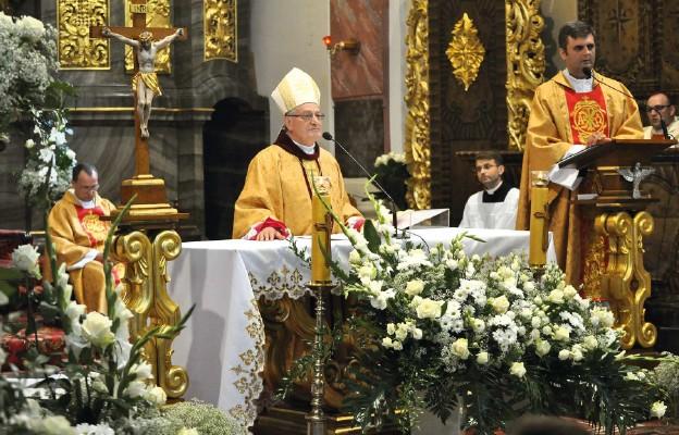 U Kanoników Regularnych Laterańskich we Mstowie