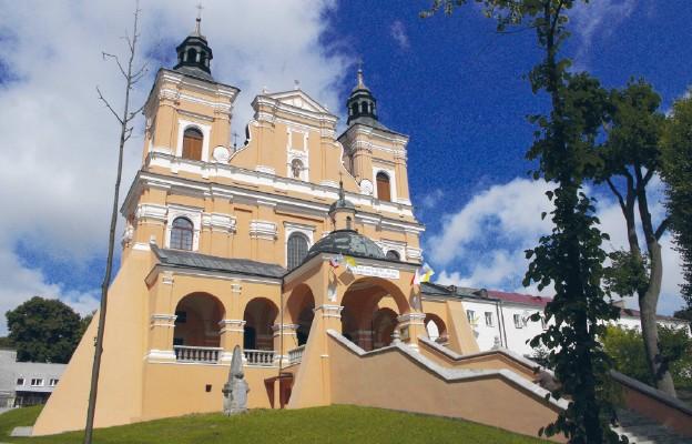 Bazylika mniejsza św. Antoniego w Radecznicy