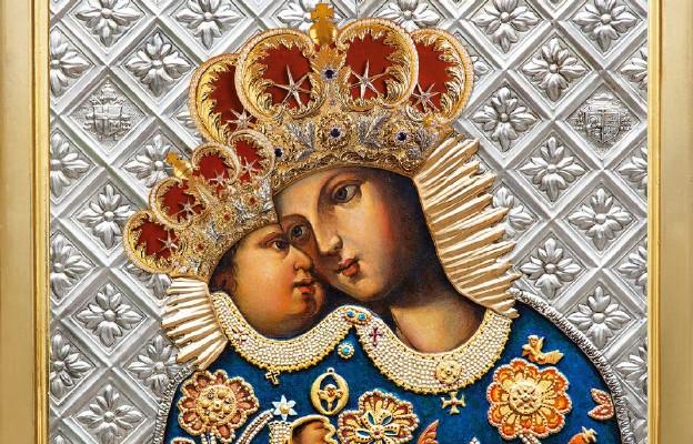380 lat temu kalwaryjski wizerunek Matki Bożej zapłakał krwawymi łzami