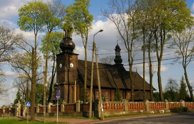 Spłonął zabytkowy kościół