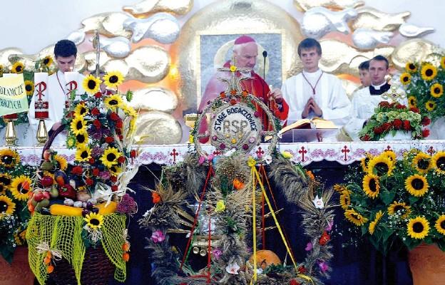 Ksiądz Biskup zaprasza na Dożynki Diecezjalne