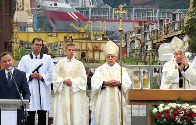 W Szczecinie upamiętniono 35. rocznicę podpisania Porozumień Sierpniowych
