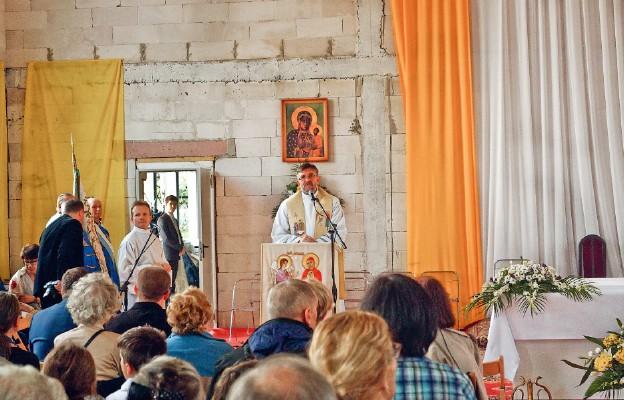 Jest już parafia św. Jana PawłaII